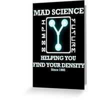 Mad Science Greeting Card