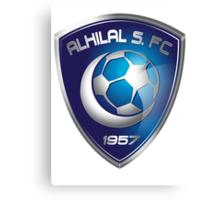 Al-Hilal FC Canvas Print