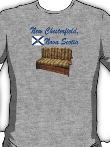 New Chesterfield Nova Scotia  T-Shirt