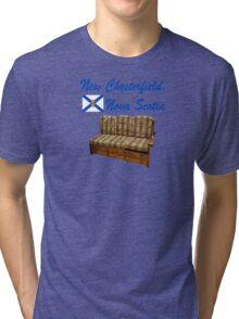New Chesterfield Nova Scotia  Tri-blend T-Shirt