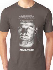 Highlander Unisex T-Shirt
