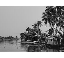 backwaters ten Photographic Print