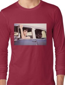 Going on Holiday Long Sleeve T-Shirt