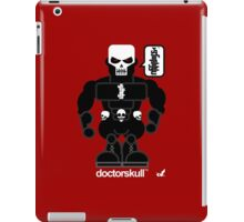 AFR Superheroes #12 - Doctor Skull iPad Case/Skin