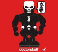 AFR Superheroes #12 - Doctor Skull T-Shirt