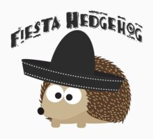 Fiesta Hedgehog One Piece - Long Sleeve