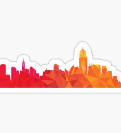 Bangkok skyline  Sticker