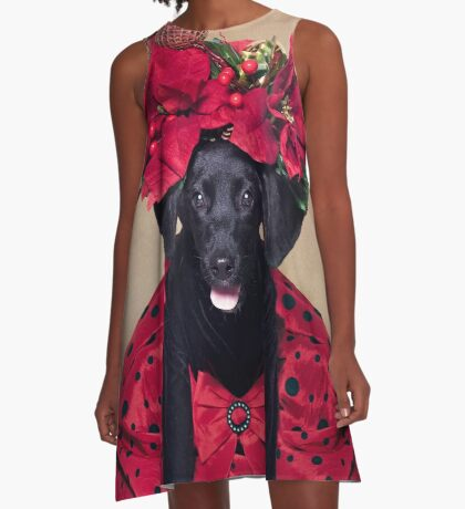 Shelter Pets Project - Twinkle Toes A-Line Dress