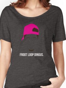 Froot Loop Dingus Women's Relaxed Fit T-Shirt