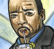 Ice-T's Choice of Drink  Sticker