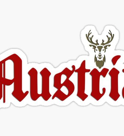 österreich T-Shirts / Austria Sticker