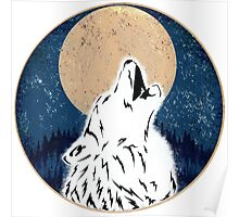 White Wolf. Poster