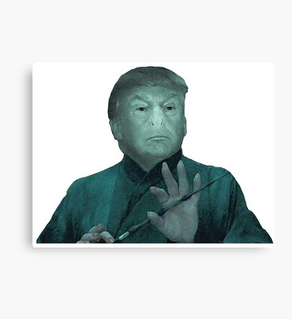 Voldetrump Canvas Print
