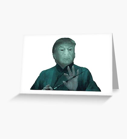 Voldetrump Greeting Card