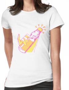 ramune~ Womens Fitted T-Shirt