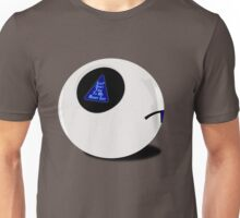 Marvin the 8-Ball Unisex T-Shirt