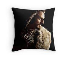 Thorin Oakenshield Throw Pillow
