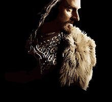 Thorin Oakenshield by ScarecrowQ