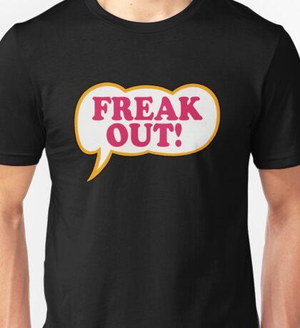 Zappa - Freak Out  Unisex T-Shirt