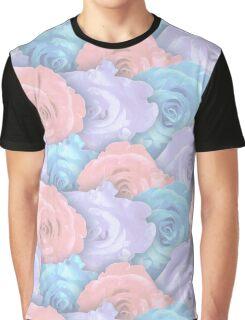 Pastel Florals Graphic T-Shirt