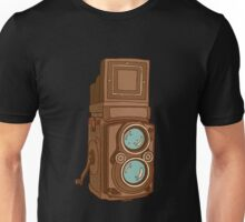 Awesome Old Time Vintage Camera - Retro Tech Unisex T-Shirt