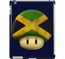 Jamaica Mario's mushroom iPad Case/Skin