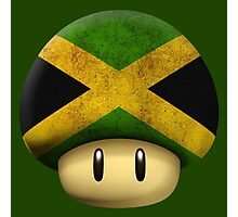 Jamaica Mario's mushroom Photographic Print