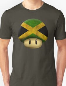 Jamaica Mario's mushroom T-Shirt