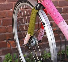 Bike in Crochet by brijo