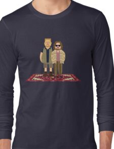 Jeffrey & Walter Long Sleeve T-Shirt