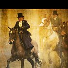 Side Saddle Hunt by brijo