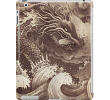 Edge of the World  iPad Case/Skin