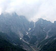 mountain by spetenfia