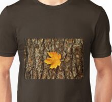 Fall Maple Leaf Unisex T-Shirt
