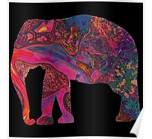 Tame Impala - Elephant Poster
