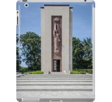 Luxembourg American Cemetery War Memorial iPad Case/Skin