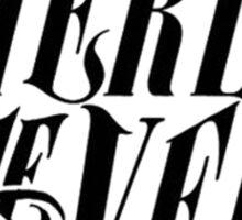 Pierce The Veil Band Logo PTV Sticker