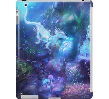 Water Dragon Kingdom iPad Case/Skin