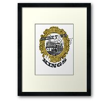 Shire Town of Kings Framed Print