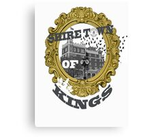 Shire Town of Kings Canvas Print