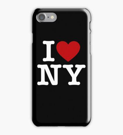 I Love NY New York iPhone Case/Skin