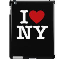 I Love NY New York iPad Case/Skin