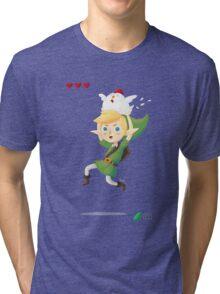 Happy Link Tri-blend T-Shirt