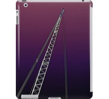 big crane iPad Case/Skin