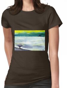 Looking Beyond Womens Fitted T-Shirt