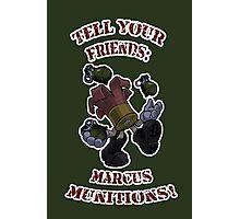 Borderlands Marcus Munitions! Photographic Print