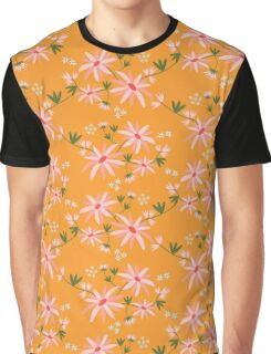 Summer's Bloom Graphic T-Shirt