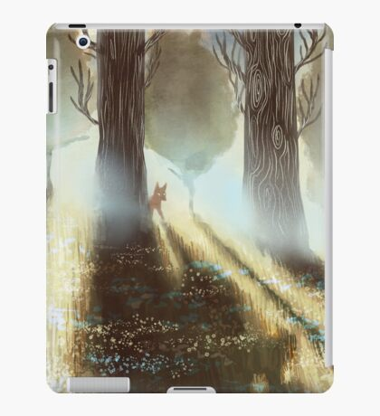 Between the Trees iPad Case/Skin