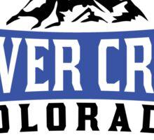 SKI BEAVER CREEK COLORADO SKIING EAGLE COUNTY SNOWBOARD HIKING CLIMBING BIKING Sticker