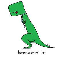 Tierannosaurus Rex Photographic Print
